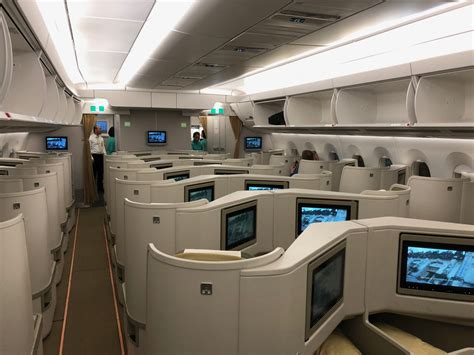 First Impressions of Vietnam Airlines A350 Business Class