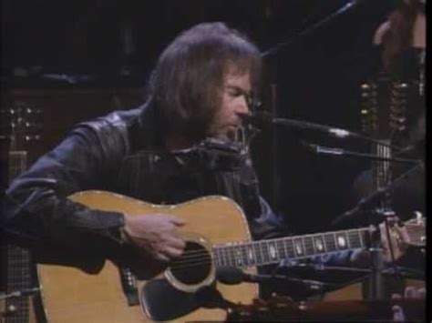 Neil Young - Harvest Moon (unplugged) - YouTube