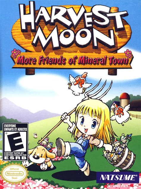 Harvest Moon: More Friends of Mineral Town Cheats - GameSpot