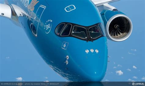 Vietnam Airlines becomes the 2nd Airbus A350 operator
