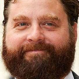 Who is Zach Galifianakis Dating Now - Wifes & Biography (2020)
