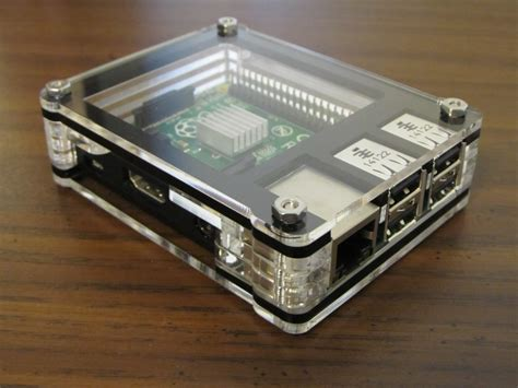 A beautiful new case for my Raspberry Pi B+ · Linuxious