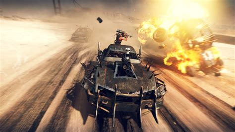 Wallpaper Mad Max, Best Games 2015, game, shooter, PC, PS4