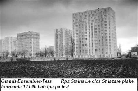 Stains-Clos St Lazare-93